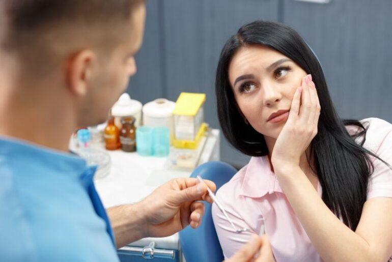 Dental Problems Cause Severe Headaches